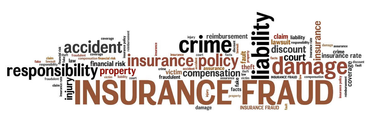 Insurance Fraud - Financial crime
